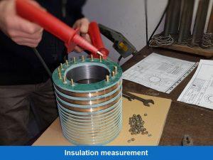 Insulation measurement